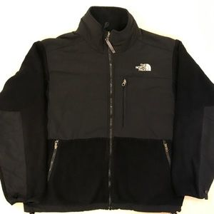 THE NORTH FACE Denali FLEECE Zip Down Jacket